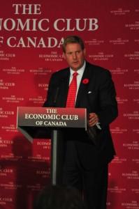 M. Kealey - Economic Club of Canada